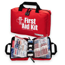 FREE FIRST AID KIT call for details.