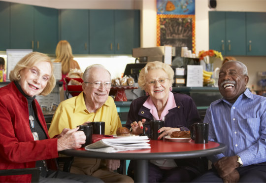 Restaurant Trips: The Danger of Eating out Frequently among Seniors