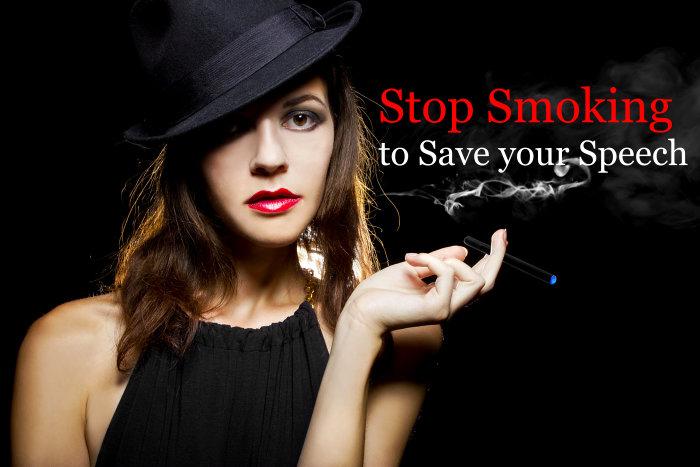 Stop-Smoking-to-Save-your-Speech